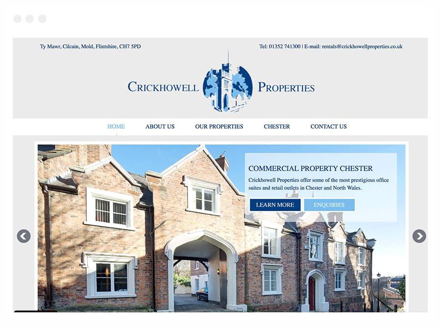 Crickhowell Properties
