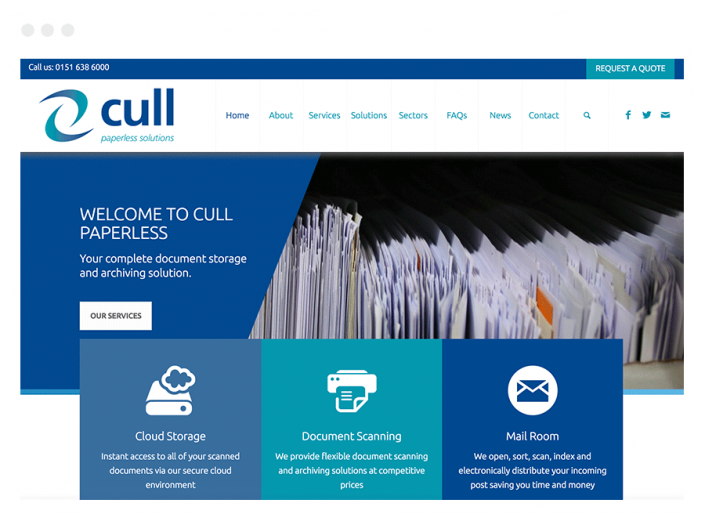 Cull Paperless