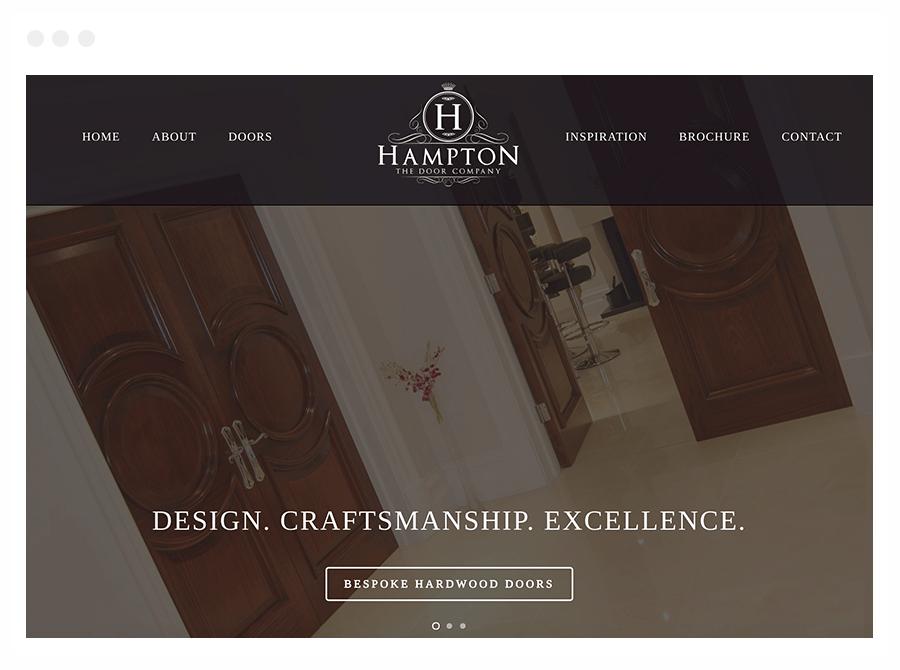 The Hampton Door Company