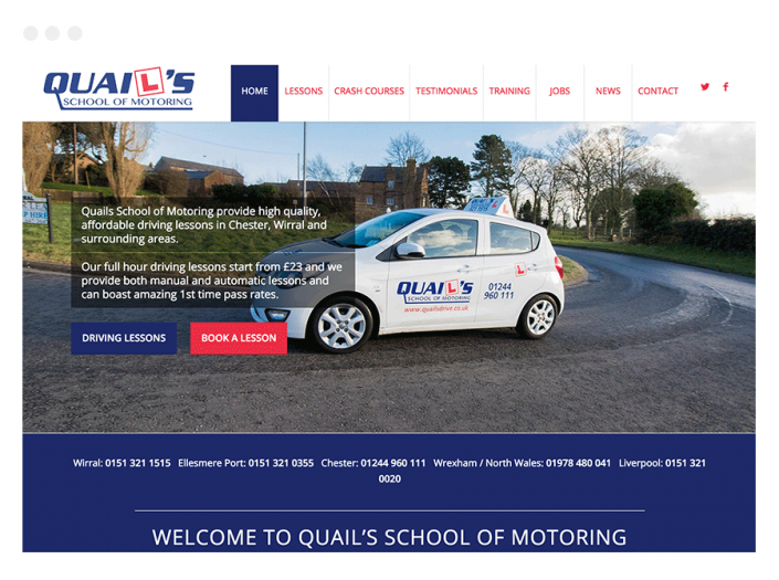 Quails School of Motoring